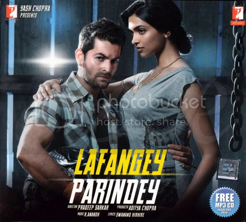 LAFANGEY PARINDEY HINDI MOVIE MP3 AUDIO SONGS FREE DOWNLOAD