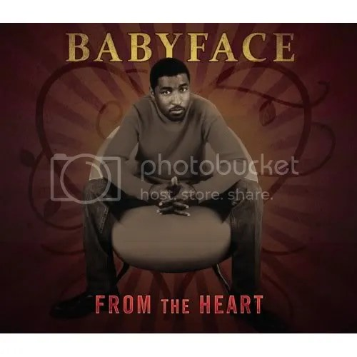 BABYFACE - FROM THE HEART ENGLISH ALBUM MP3 AUDIO SONGS FREE DOWNLOAD AND LISTEN