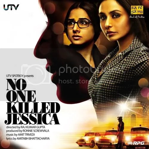 NO ONE KILLED JESSICA HINDI MOVIE MP3 AUDIO SONGS FREE DOWNLOAD AND LISTEN