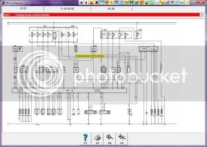 B6 Passat Wiring Diagram  EPB Fault