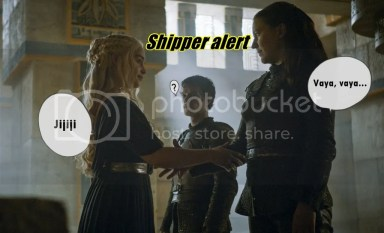 shipping Game of Thrones 6x09