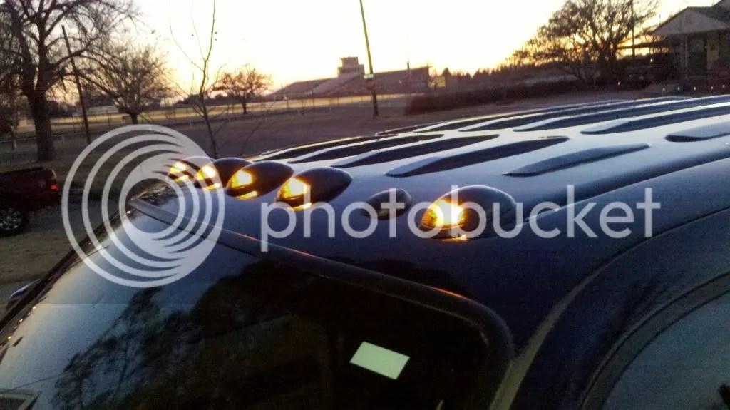 Recon Cab Lights