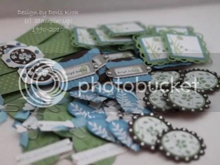 Einzelteile Card Candy Swap