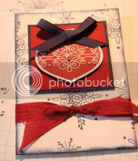 Tasche mit Ornament