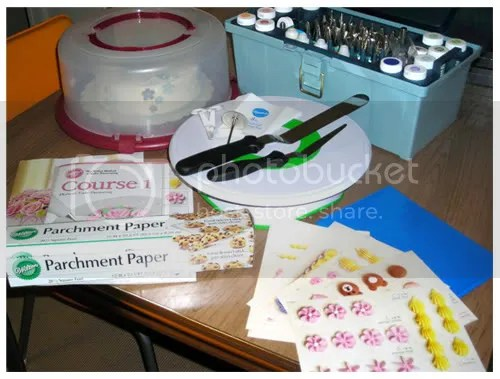 Wilton Cake Decorating Kit Coupon : Cake Decorating Costs