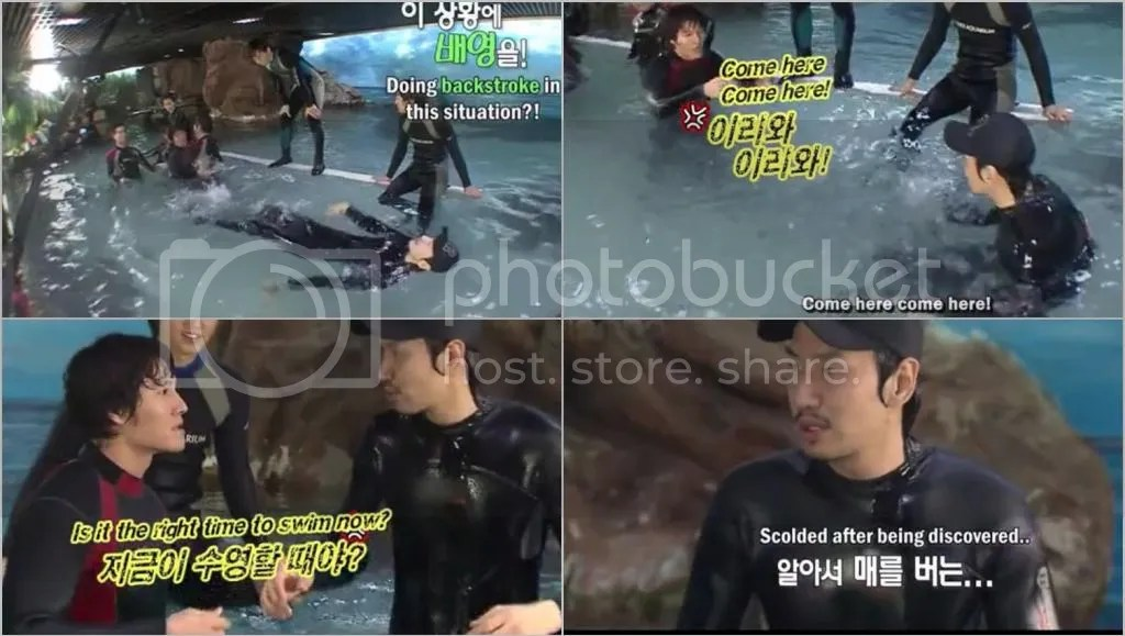 """Running Man Episode 29 – """"Together We Can""""   Nasty Bite of Reality"""