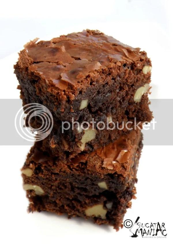 brownie,reteta,negresa,negresa cu nuci,reteta originala negresa