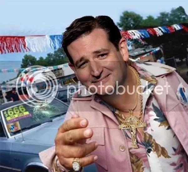 Mitt Romney As A Used Car Salesman
