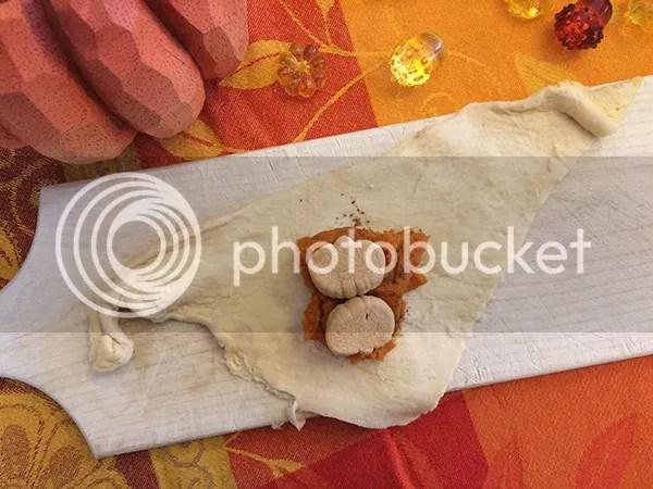 pumpkin pie marshmallow dessert