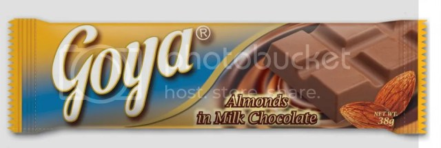Goya chocolate
