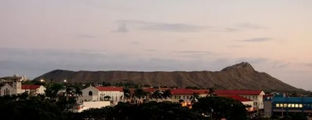 Diamond Head (mauka view)