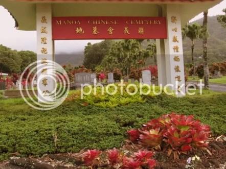 Manoa Chinese Cemetary