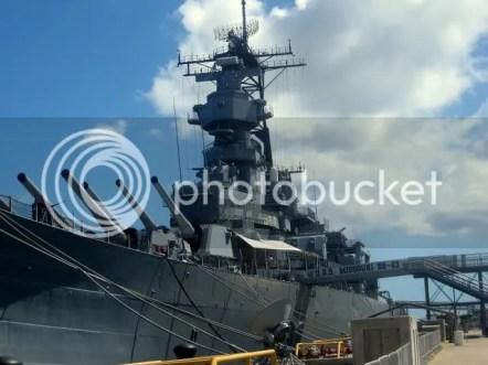 USS Missouri aka Mighty Mo