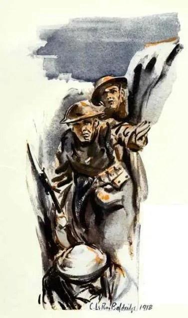 Meuse-Argonne Offensive (Oct.-Nov. 1918) (5/6)