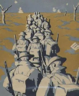 Men Who March Away, Eyre, 1934