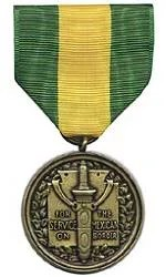 Mexican Border Medal