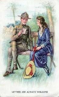 SoldierLetterHome