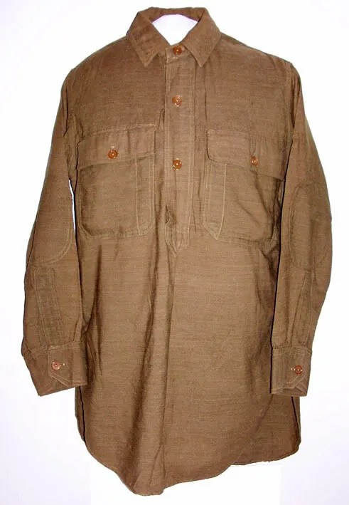 The Doughboy's Uniform and Equipment (5/6)