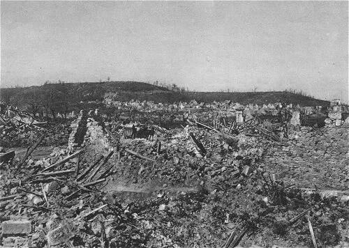 Chemin des Dames (Feb.-March 1918) (2/6)
