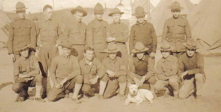 Stubby, 26th Division Mascot (3/6)