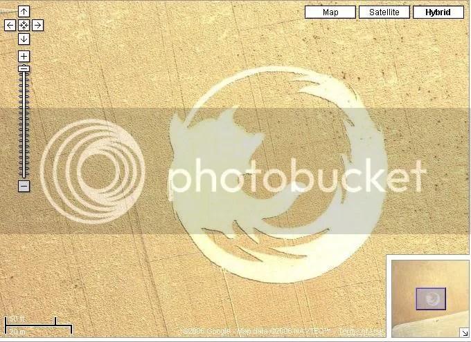 Firefox Circle