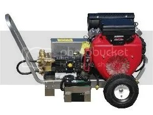 What to Choose: Cold or Hot Power Washer?