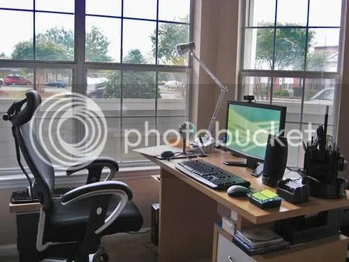El escritorio en casa