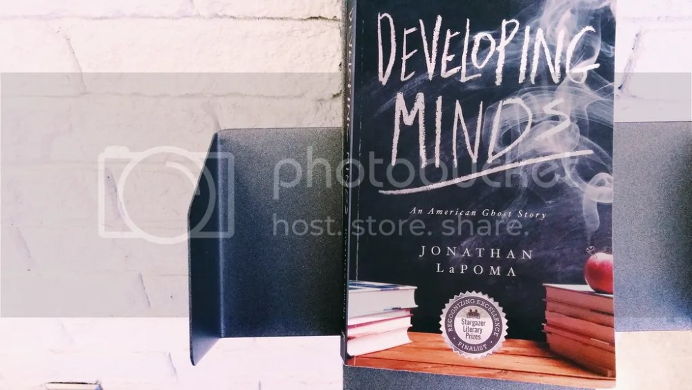 Developing Minds : An American Ghost Story by Jonathan Lapoma (2/5)