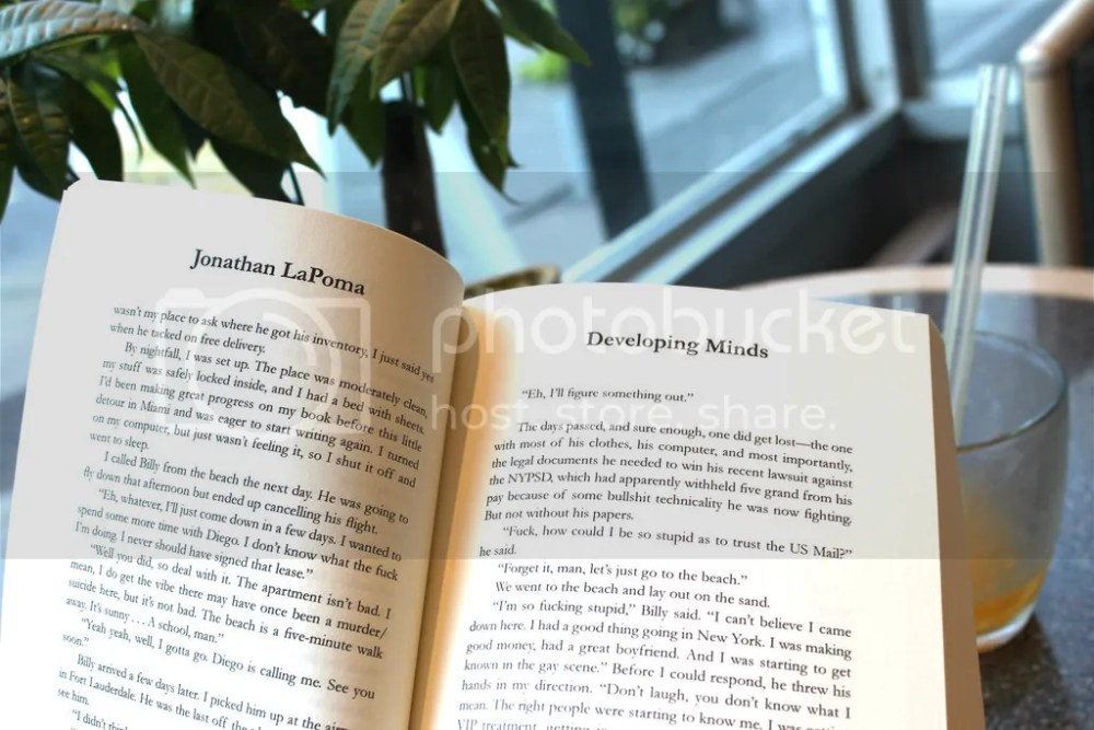 Developing Minds : An American Ghost Story by Jonathan Lapoma (4/5)