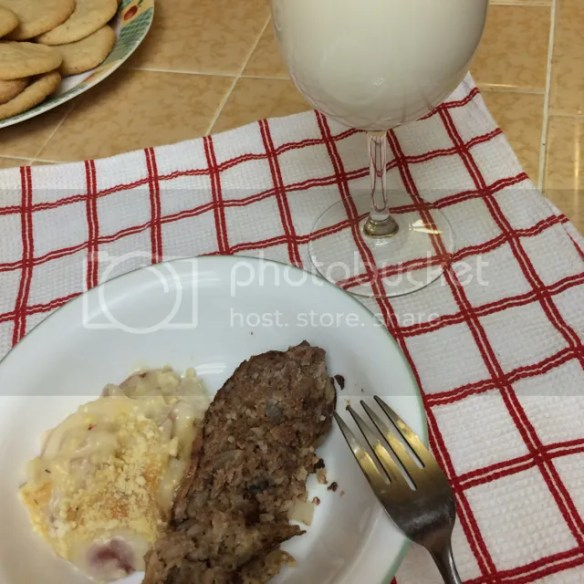The Unemployment Cookbook: Anna's Meatloaf