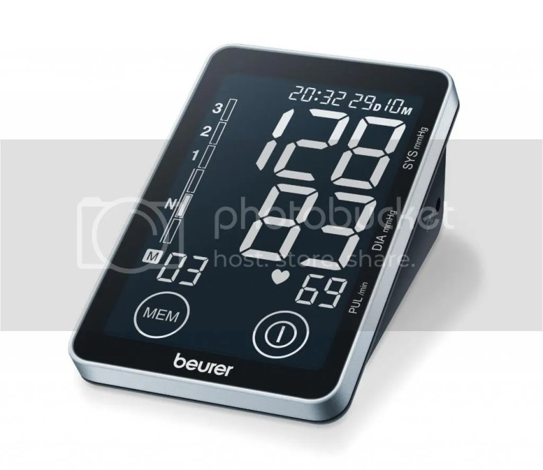 Máy đo huyết áp bắp tay Beurer BM158