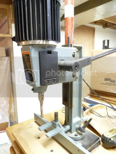 Delta Hollow Chisel Mortiser 14-650
