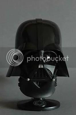 Showcase Riddell Darth Vader Helmet Swftoys Reviews Showcase And Musings