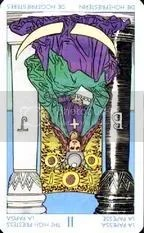 The High Priestess Reversed