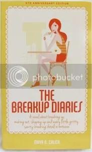 The Breakup Diaries by Maya O. Calica