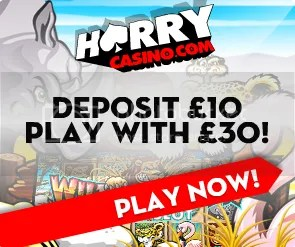 harry casino bonus code