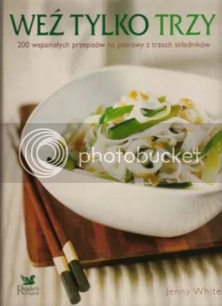 Weź Tylko Trzy: książka kucharska.
