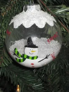 The Best Snow Globe Ever!