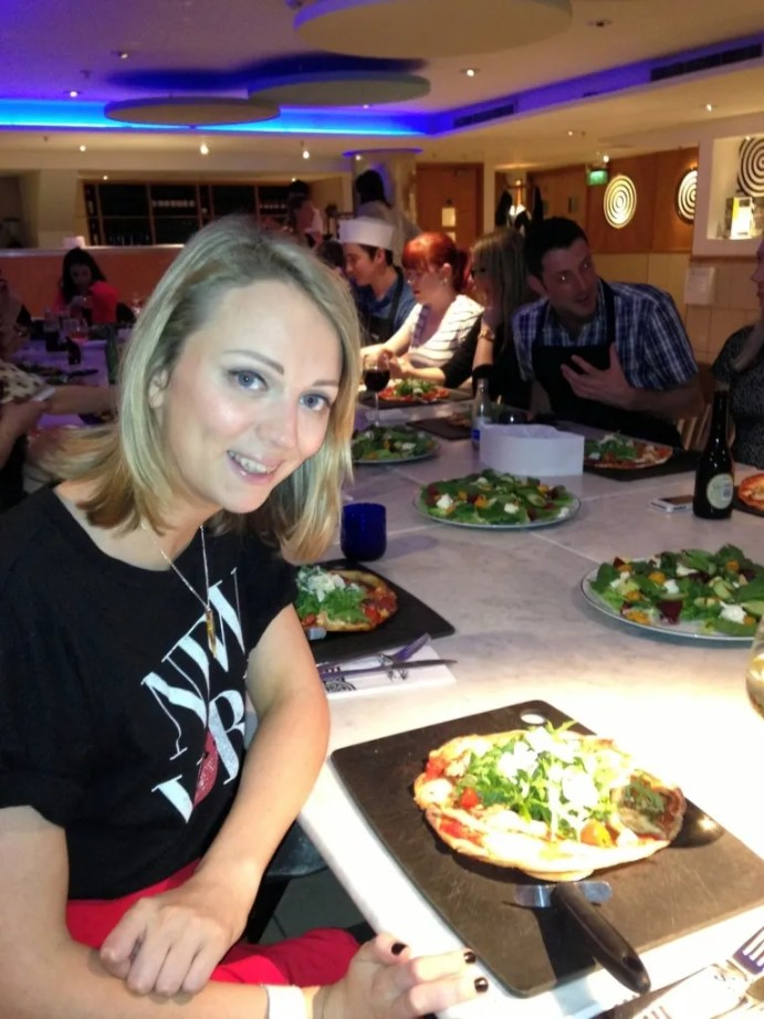 Pizza Express Event