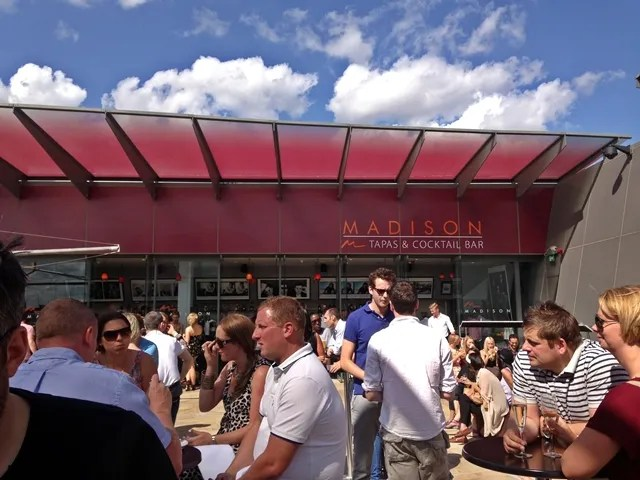 Madison Cocktail & Tapas Bar London