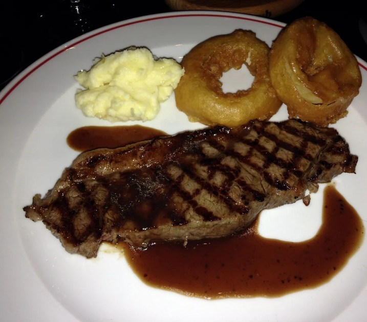 Wagyu Steak MASH STEAK LONDON