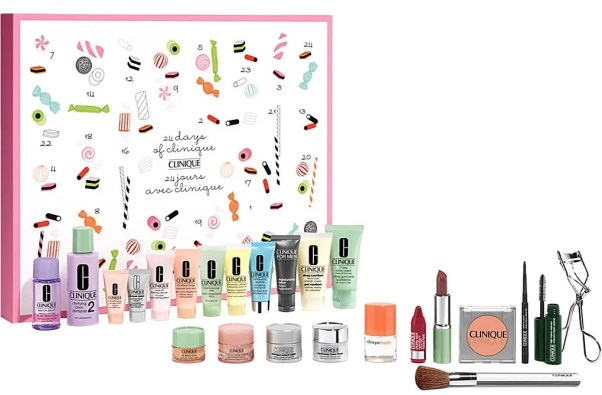 Clinique 24 days of christmas 2016 advent calendar