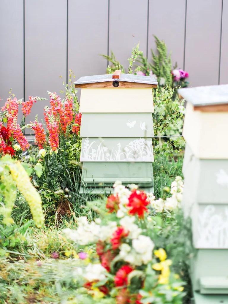 Bee Hive at Hilton London Bankside