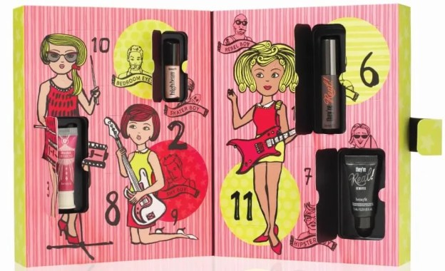 benefit advent calendar