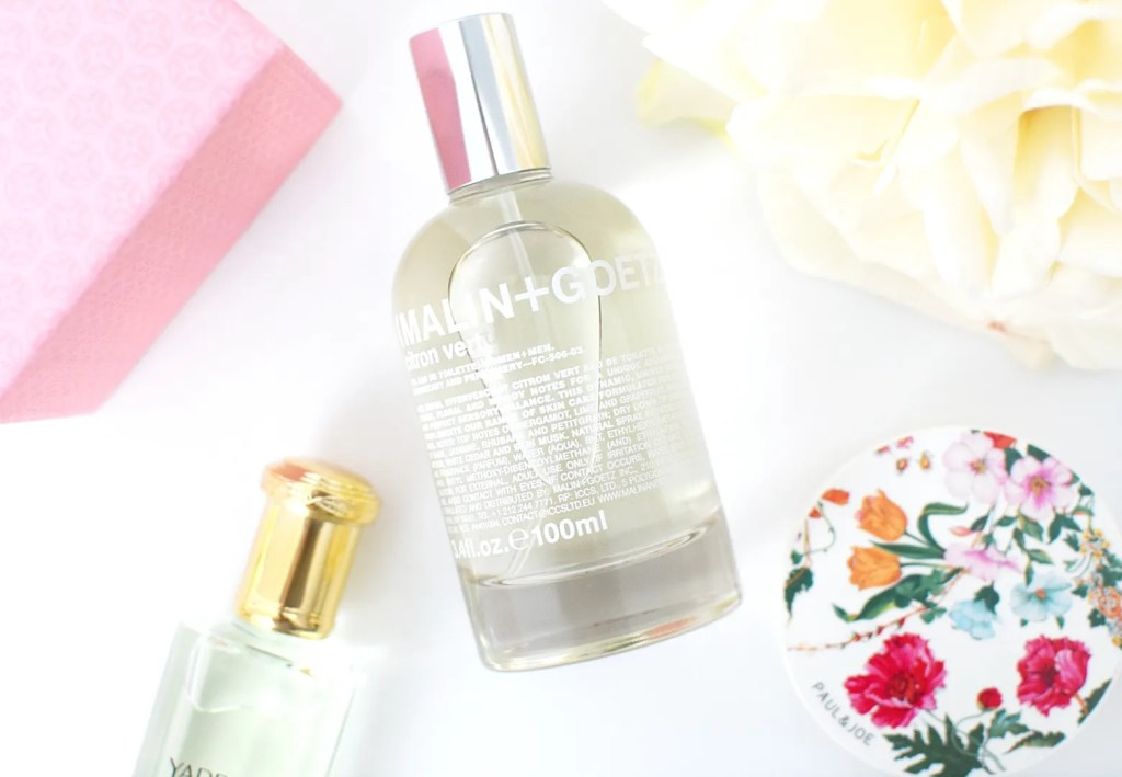 Malin & Goetz Citron Vert Perfume Review