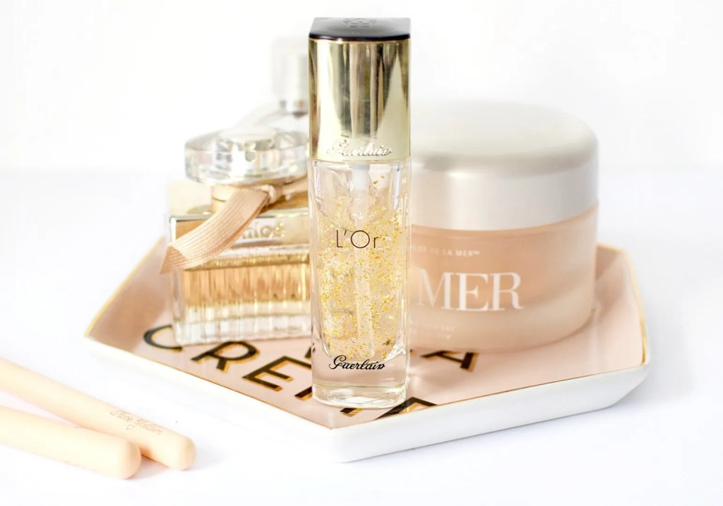 Guerlain L'Or Gold Primer Review