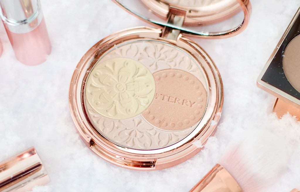 By Terry Highlight Compact Rose Gold