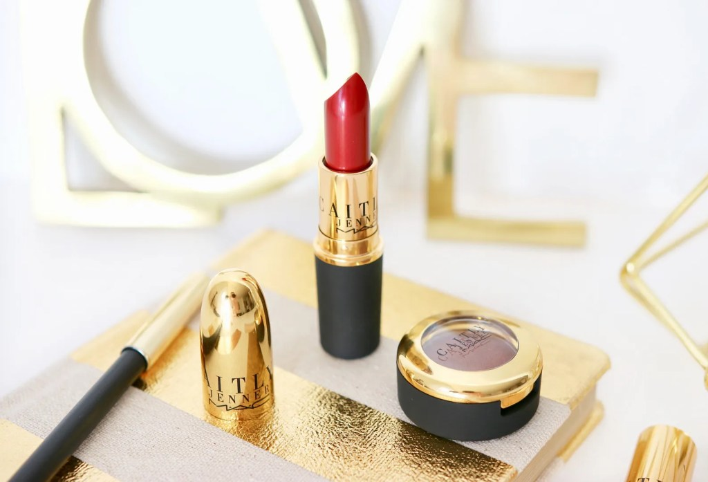 MAC Cosmetics Caitlyn Jenner Authentic Red Lipstick