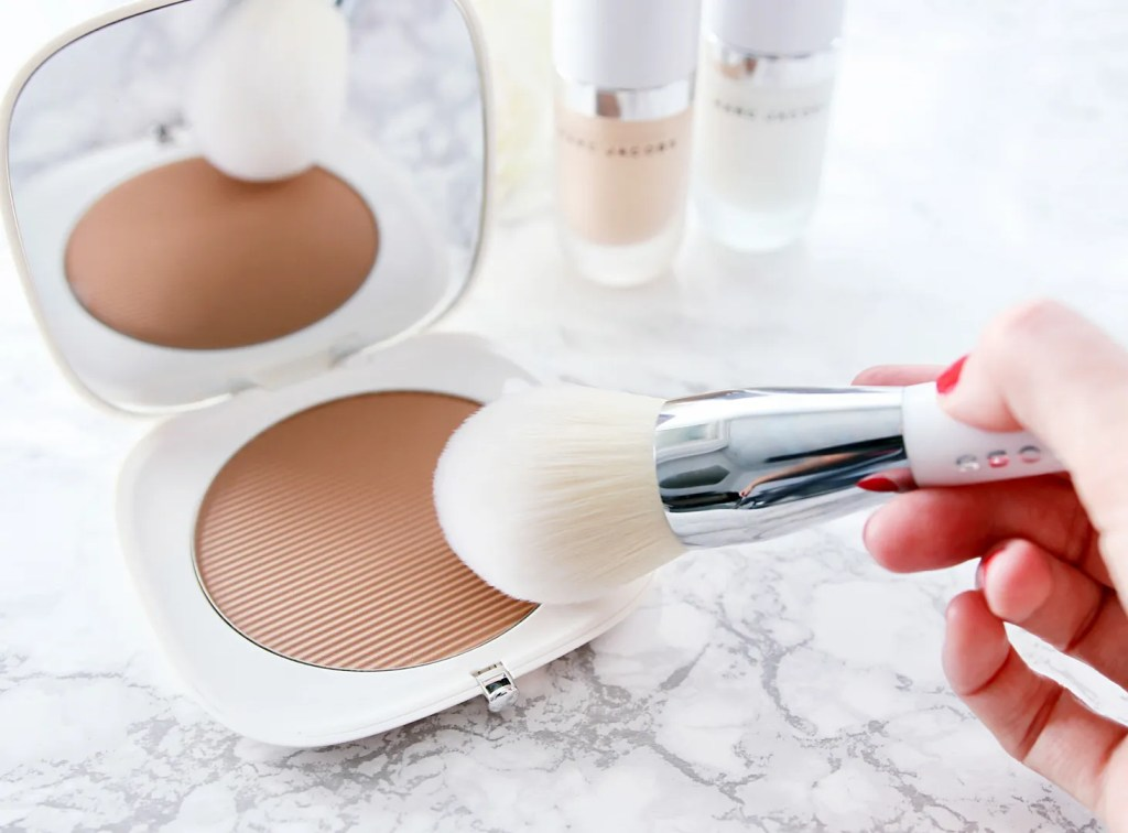 Marc Jacobs Omega Coconut Bronzer Limited Edition Review