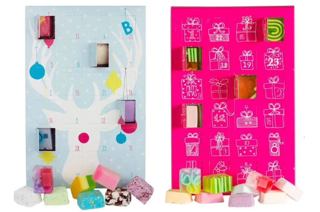 Bomb Cosmetics advent calendar 2016